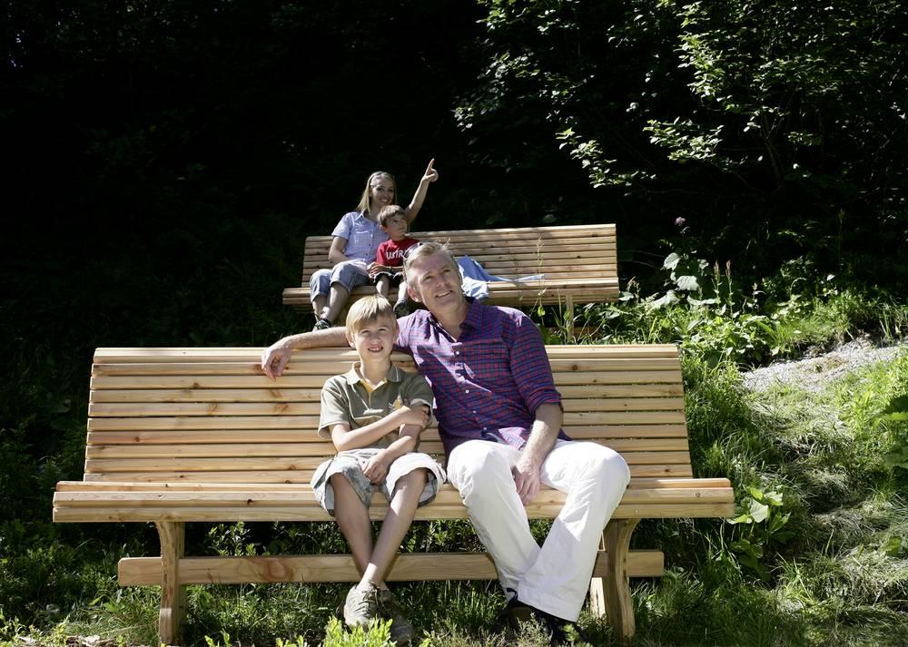 Urlaub mit kindern: hotel garni alpenjuwel